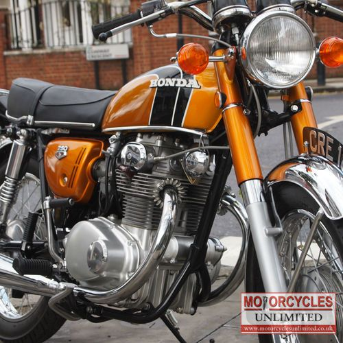 1971 HONDA CB250 K3 Classic Honda for sale | Motorcycles Unlimited