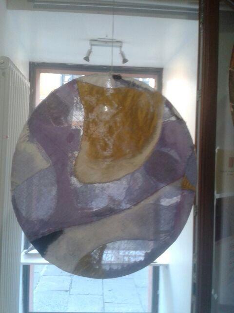 Cerchio! Tessuti su cerchi di botte di Petra Bartels