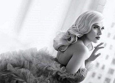 Patrick Demarchelier - Scarlett Johansson