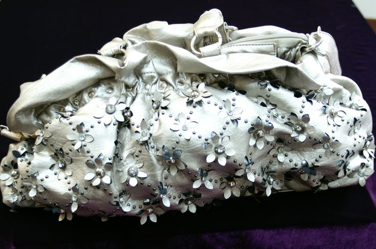Cubic Flower Bag