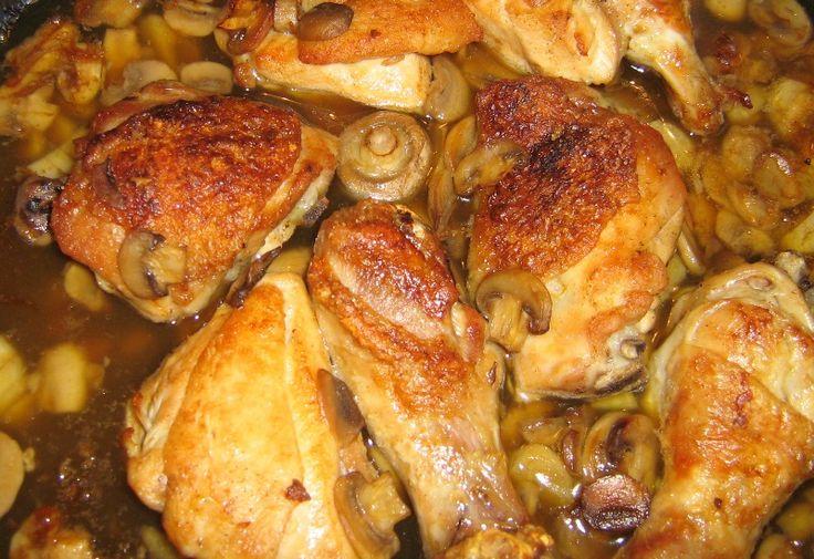 Lahodné kuře podle Chef Gurmánu