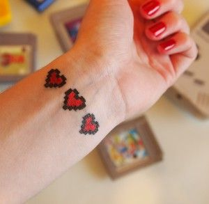 Also this tattoo, and that is all I would get besides a friend tattoo maybe and the clef heart tattoo on waist.