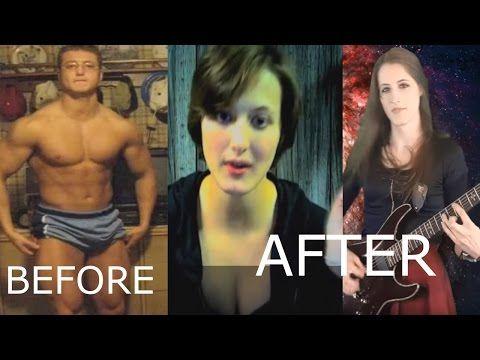 Male to Female Transgender Transformation bodybuilder (MtF ...
