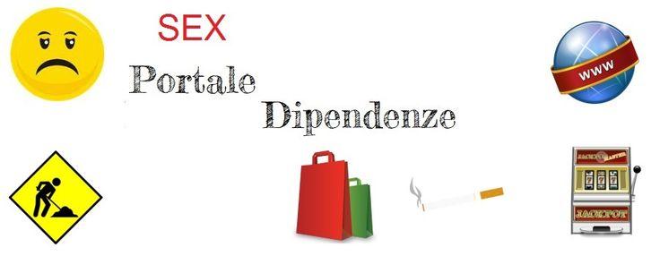 Portale Dipendenze - Homepage