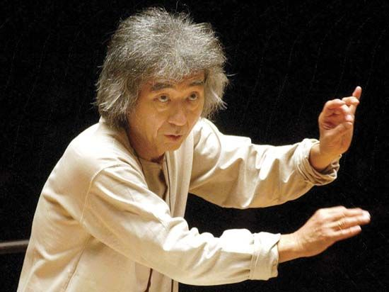 Maestro Seiji Ozawa Diagnosed with Cancer