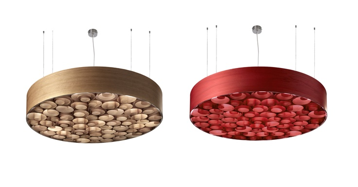 Spiro lamp by Remedios Simon for LZF