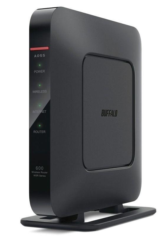 BUFFALO Air Station Gigabit Wireless Router