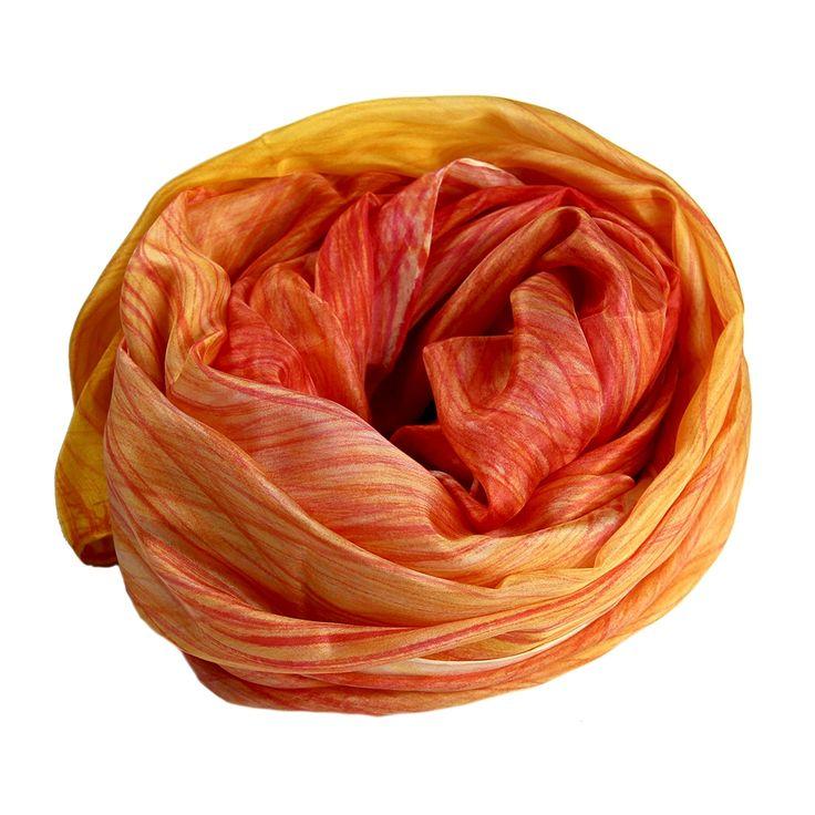 Zijden sjaals 100-002