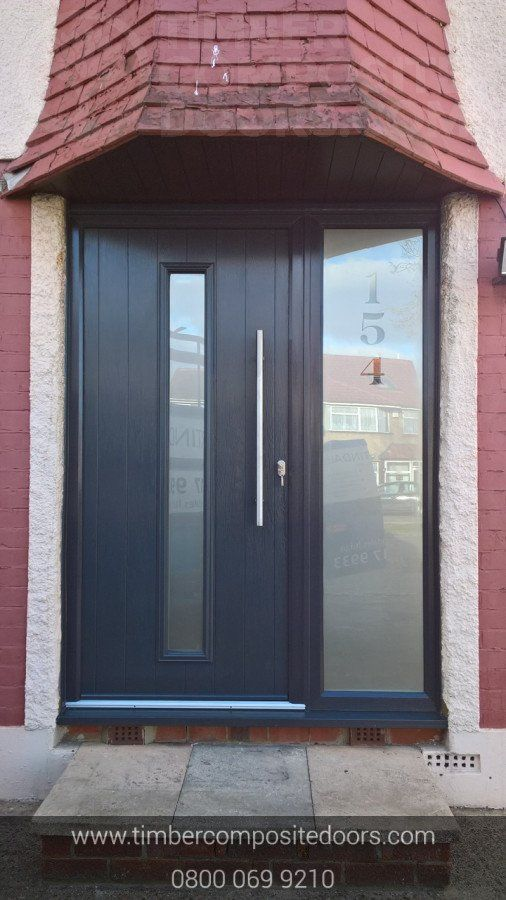 Check Out This Amalfi Solidor Timber Composite Door As The Uk S No 1 Solidor Supplier We Install And Supply Solidor Composite Door Contemporary Doors Timber