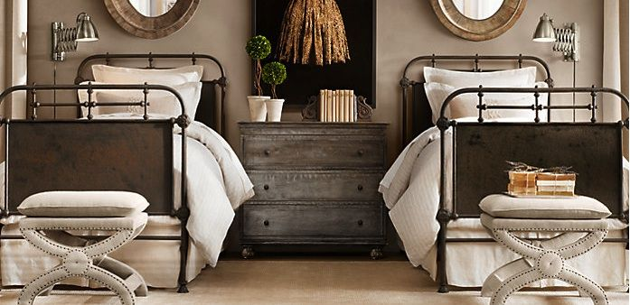 25 Best Images About Twin Single Size Antique Iron Beds