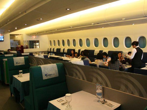 Aviation Themed Restaurants London