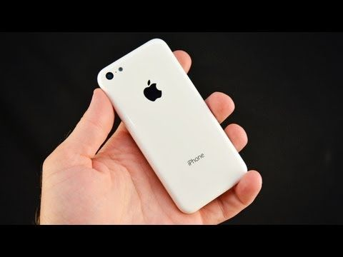 A glimpse of the new Budget iPhone!