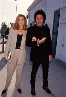 Gene Simmons [& Wife];Shannon Tweed