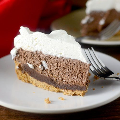 mores Mousse Pie by Feed Your Soul Too. Plus 10 S'mores Recipes you ...