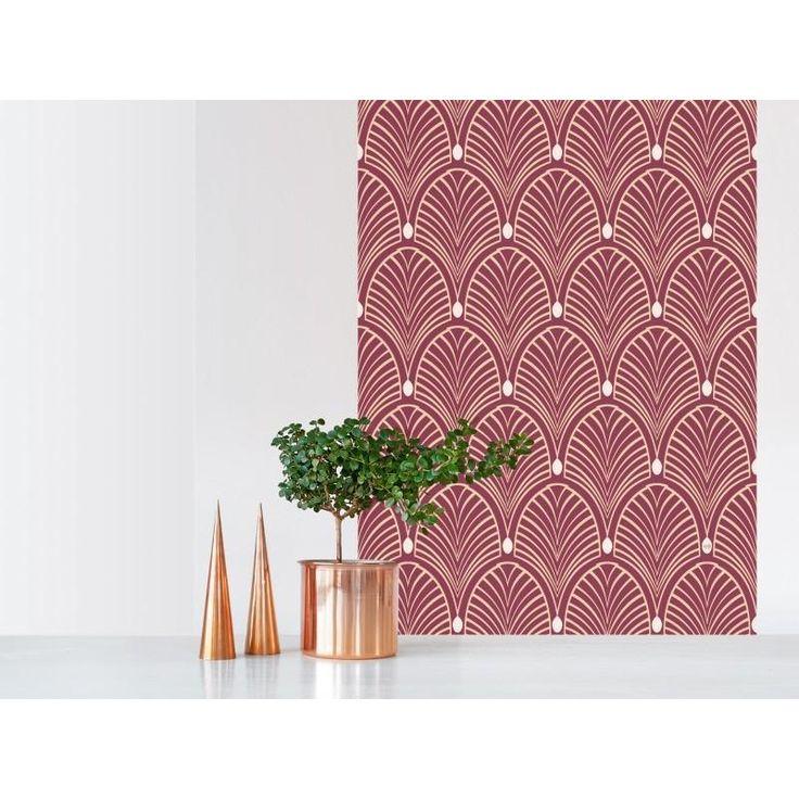 Egayez votre pièce avec nos adhésifs muraux comme le magnifique Gatsby Bordeaux! Avec ses motifs palmes graphiques, il apportera de la couleur ainsi qu'une touche graphique à votre intérieur. #design #Gatsby #graphique #intérieur #deco #Adhesifmural #habillezvosmurs #eclatdeverre #inspiration #magnifique #coupdecoeur  A retrouver exclusivement sur notre shop en cliquant sur ce lien  => https://shop.eclatdeverre.com/fr/nos-coups-de-coeur/24603-adhesif-mural-gatsby-bordeaux.html