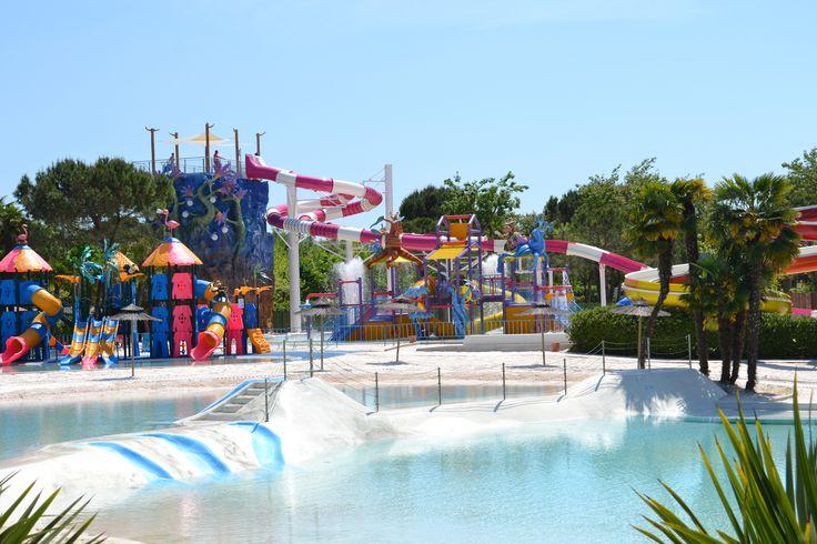 Colours @Aqua Park Laguna #acquapark #camping #fun #kids #summer #waterslide