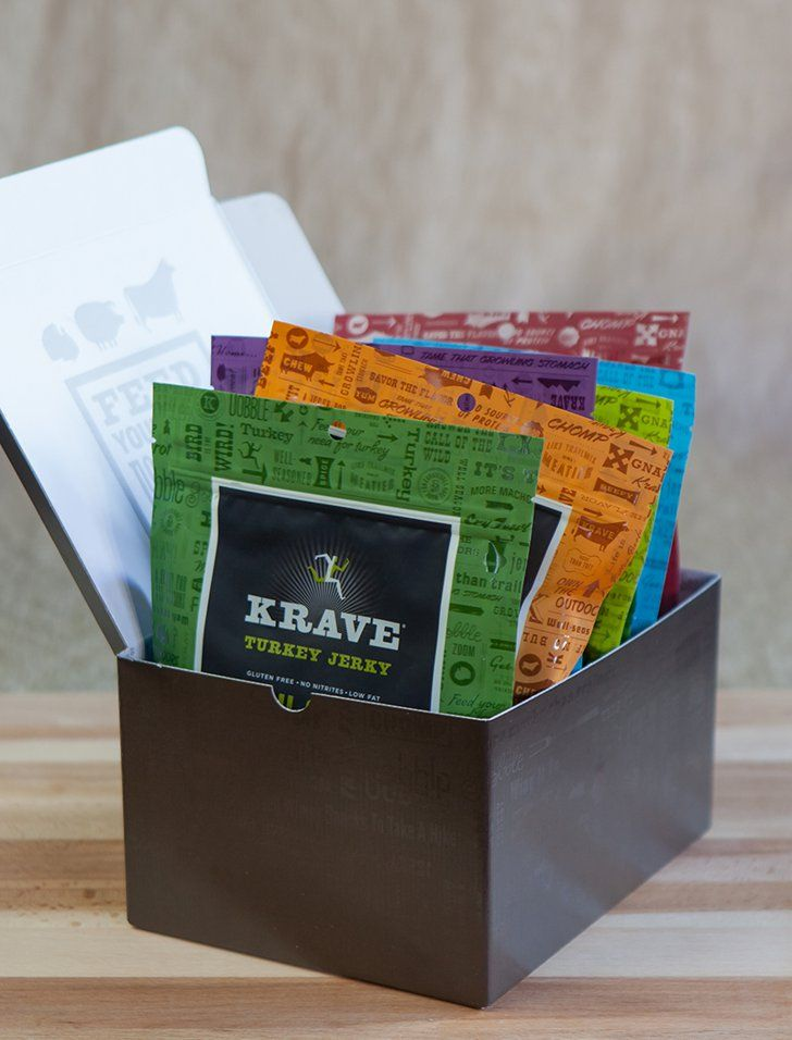 Pin for Later: The Ultimate Health and Fitness Gift Guide —and Nothing Is Over $50 Krave Beef Jerky Favorites Sampler