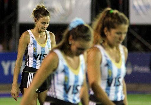 Crisis en Las Leonas argentinas del hockey al renunciar cinco jugadoras - Yahoo Deportes Argentina