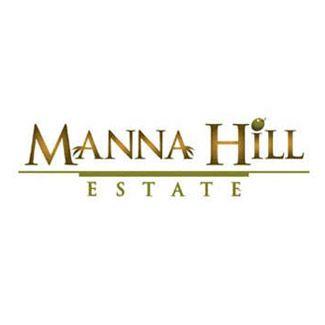 Manna Hill Estate logo design