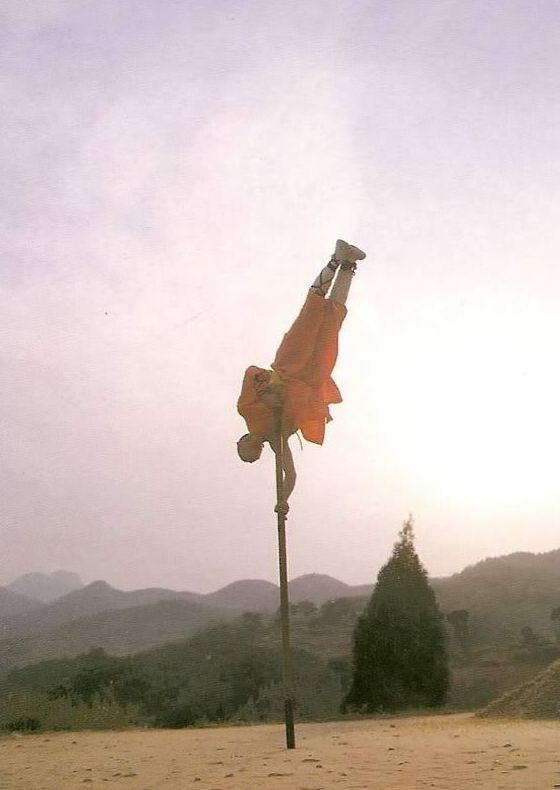 Mente / Cuerpo / Espíritu  / Concentración / Compasión / Naturaleza Humana /  Role Model: Shaolin