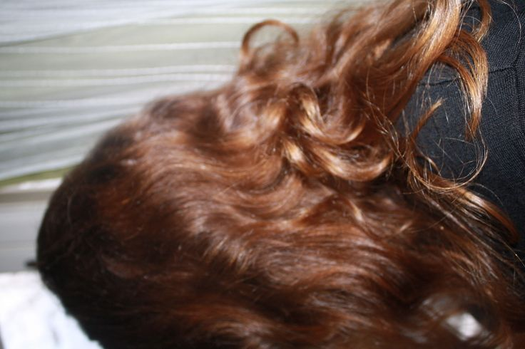 My redhair color.