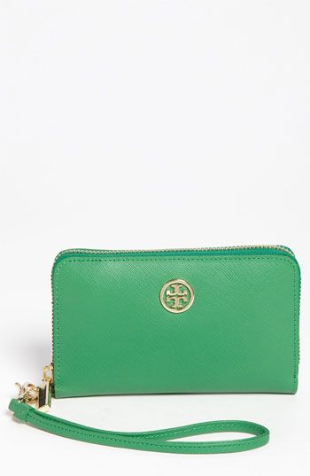 Tory Burch 'Robinson' Smartphone Wallet available at #Nordstrom