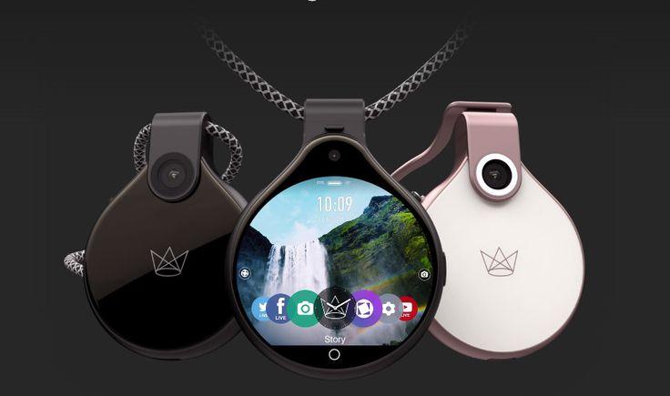 Coraz więcej elektrogadżetów zmienia swoją formę i staje się elementem naszego stroju. Inteligentne zegarki, okulary, słuchawki… teraz przyszedł czas na aparaty cyfrowe. Ta firma uważa, że ich przyszłość to… naszyjniki. http://exumag.com/ubiquti-frontrow/