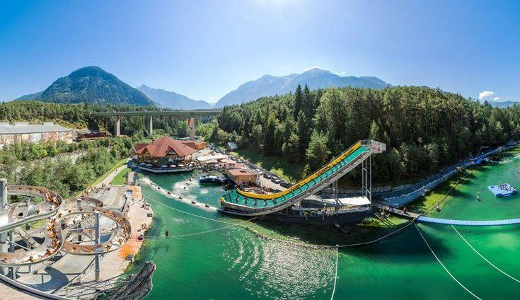 Area 47 Oetztal - Tyrol - Austria