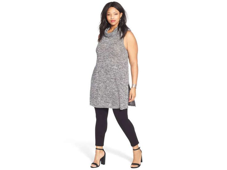 Rank & Style - Best Plus Size and Curve Leggings #rankandstyle