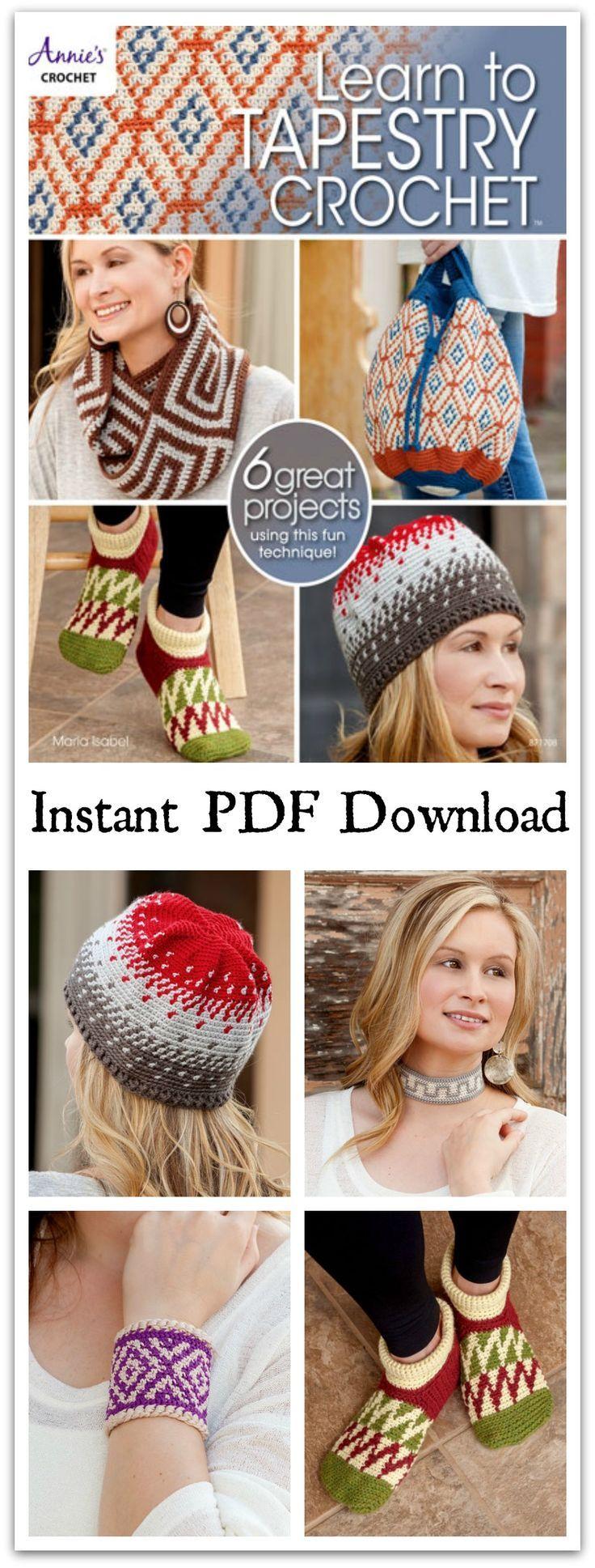 Must-Have Beginner Crochet Books | Underground Crafter