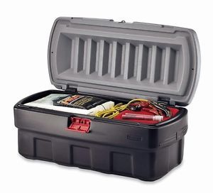 Rubbermaid ActionPacker Storage Container/Cargo Box 48-Gallon