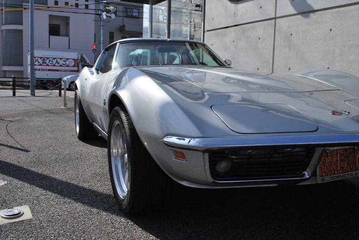 1969 corvette 350