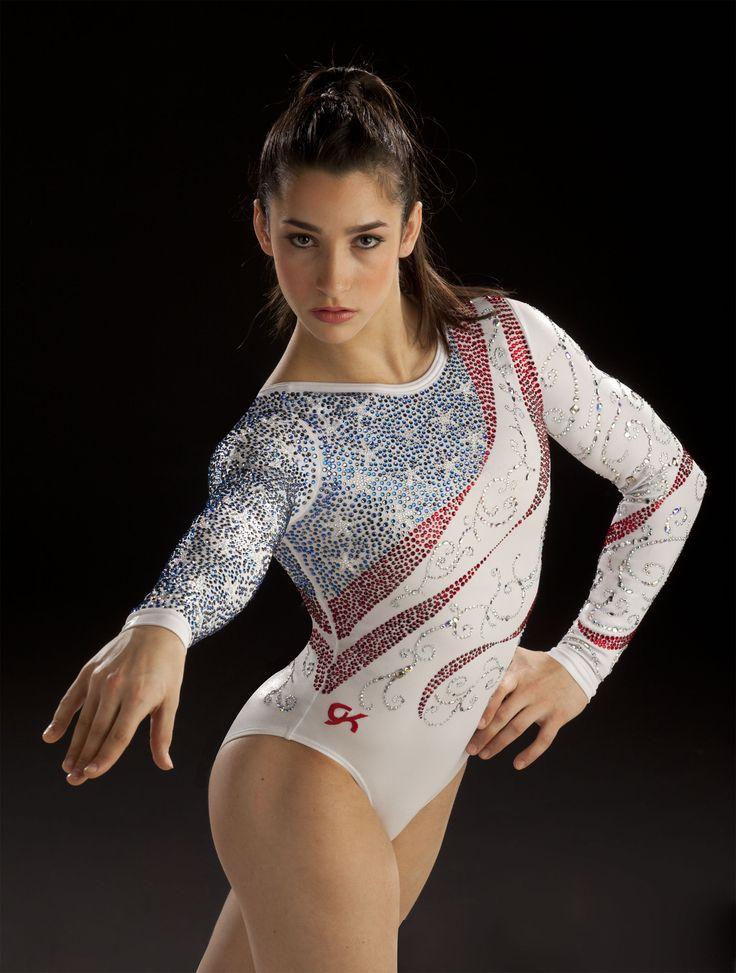 Aly Raisman, ginástica artística, Estados Unidos.