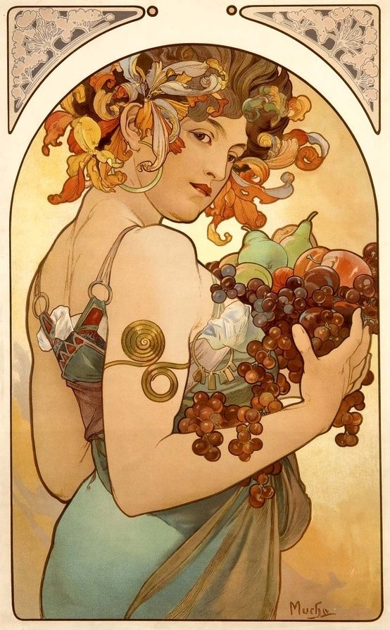 Harvest Goddess by ButterflyJ