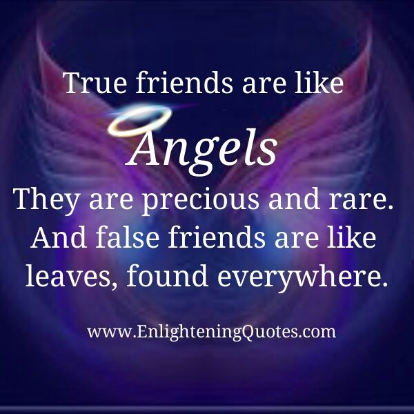 angel sayings for friends - photo #11