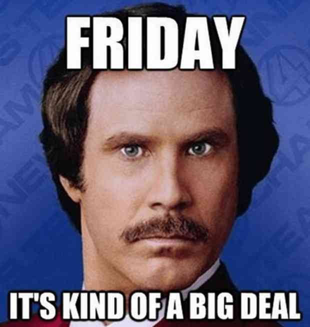 23 Best Friday Memes To Share On Facebook When You Re Ready For The Weekend Funny Meme Pictures Humor Funny Pictures