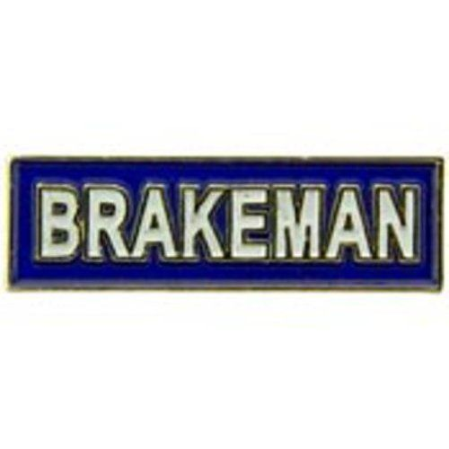 "Brakeman Pin Blue 1"" by FindingKing. $8.99. This is a new Brakeman Pin Blue 1"""