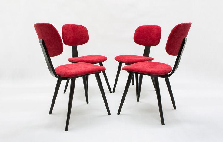 """Krzesła """"Kier"""" http://polish-design.co.uk/portfolio/krzesla-kier/"""
