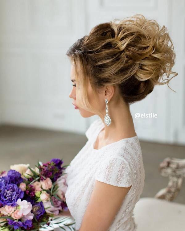 Elstie Long Wedding Hairstyles and Wedding Updos 26 | Deer Pearl Flowers