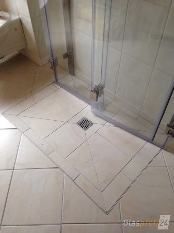 Faltbare Duschkabine aus Glas | GLASPROFI24