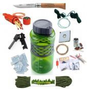 The Survival Store s Water Bottle Ultimate Survival Kit
