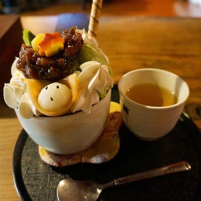 抹茶だけじゃない!京都で味わうご褒美パフェ厳選8種♡ - Locari(ロカリ)