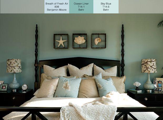 blue bedroom color popular - photo #34