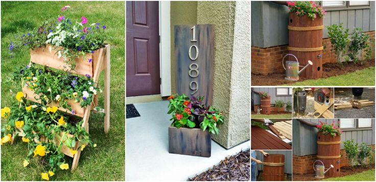 Peste 30 cutii din lemn creative si utile pentru plantele tale Cele mai frumoase idei pentru a realiza cutii creative si haioase le gasiti chiar aici. Haideti sa ne inspiram impreuna pentru a realiza proiecte creative: http://ideipentrucasa.ro/peste-30-cutii-din-lemn-creative-si-utile-pentru-plantele-tale/