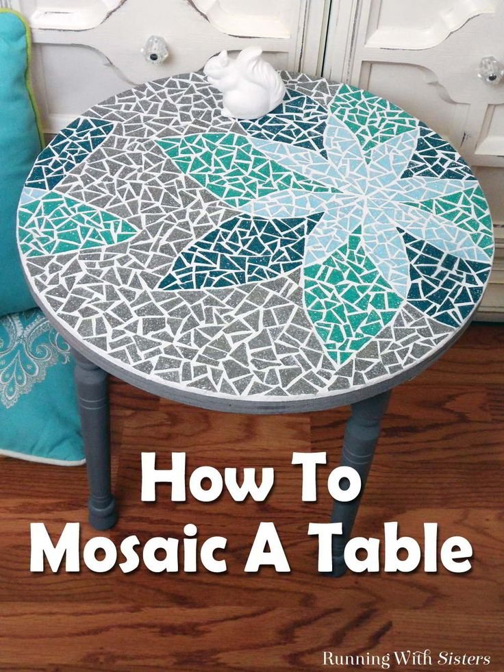 best 25 mosaic table tops ideas on pinterest