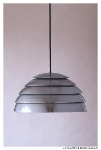 Danish Mid Century Retro Vintage JAKOBSSON 50's 60's 70's Light Lamp