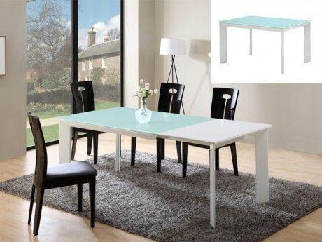 Esstisch glas weiß  Die besten 25+ Esstisch glas ausziehbar Ideen auf Pinterest ...