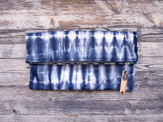 Hand Painted Blue Jeans Esty