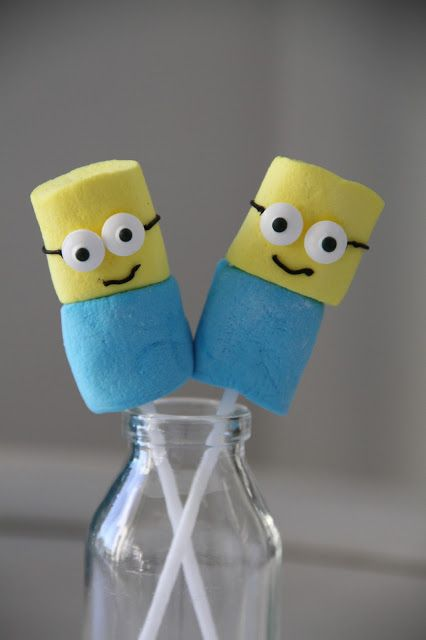 """I added """"Minion marshmallow pops & a GIVEAWAY!"""" to an #inlinkz linkup!http://eyecanmakethat.blogspot.com.au/2015/07/hi-guys-this-week-ezra-shows-you-how-to.html"""