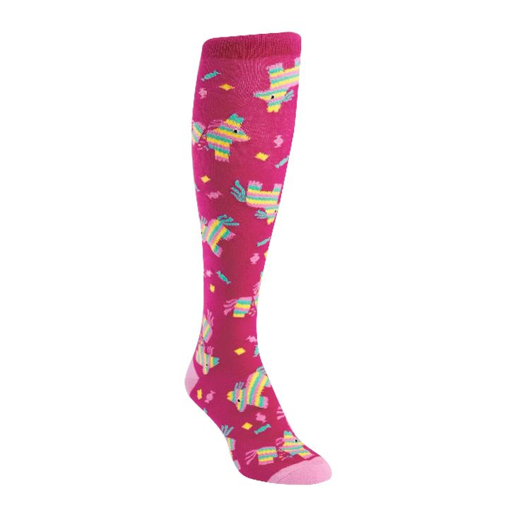 SOCK IT TO ME KNEE HIGH SOCKS- PINATA PARTY